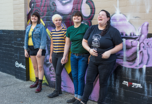 'So It Goes': An Interview with Wet Nurse | The Vinyl Warhol