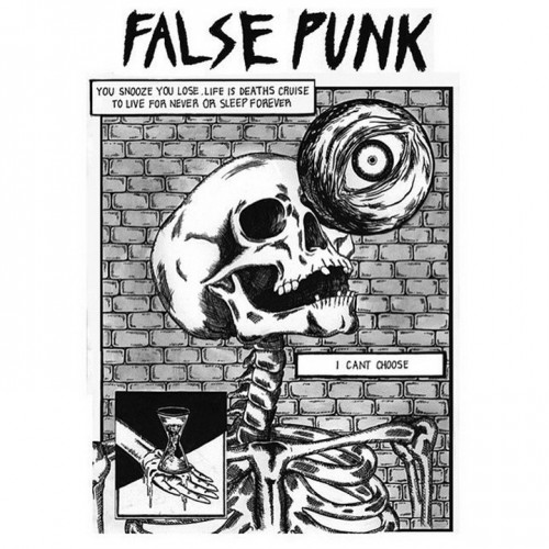 False Punk - 'S/T' (review)