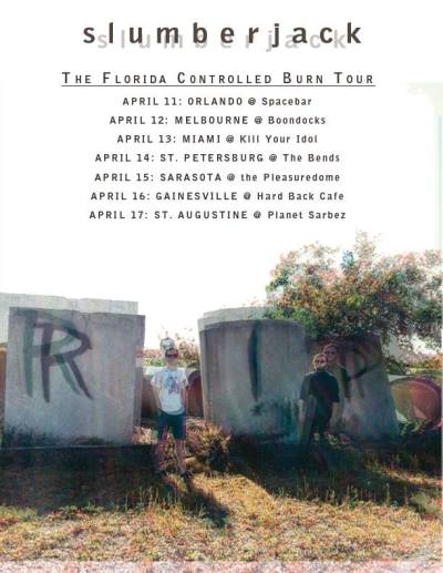 Slumberjack The Florida Controlled Burn Tour