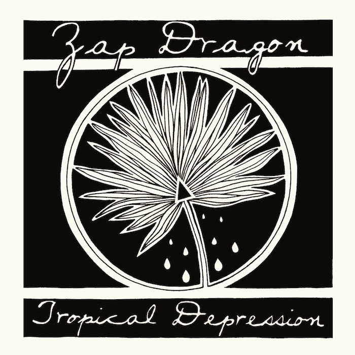 Zap Dragon Tropical Depression