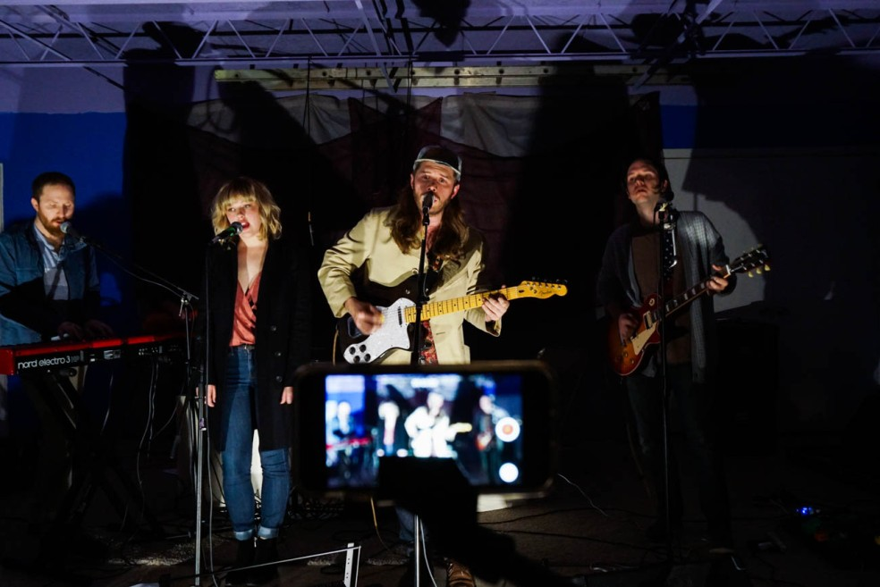 Thrift House video premiere orlando music